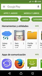 Instala las aplicaciones - Sony Xperia XZ Premium - Passo 6