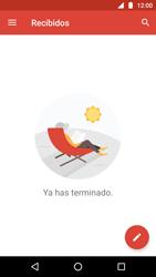Configura tu correo electrónico - Motorola Moto G5 - Passo 27