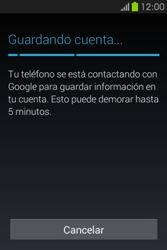 Crea una cuenta - Samsung Galaxy Fame GT - S6810 - Passo 22