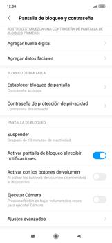 Desbloqueo del equipo por medio del patrón - Xiaomi Redmi Note 7 - Passo 11