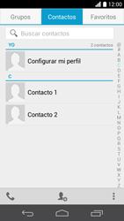 ¿Tu equipo puede copiar contactos a la SIM card? - Huawei Ascend P6 - Passo 4