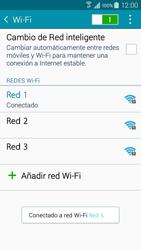 Configura el WiFi - Samsung Galaxy A3 - A300M - Passo 8