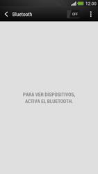 Conecta con otro dispositivo Bluetooth - HTC One - Passo 5