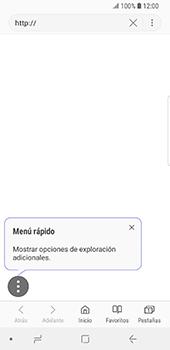 Limpieza de explorador - Samsung Galaxy S9 - Passo 5