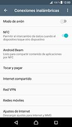 Configura el hotspot móvil - Sony Xperia XZ Premium - Passo 4