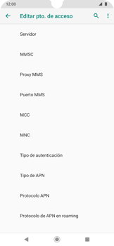 Configura el  Internet - Motorola One Zoom - Passo 15
