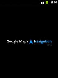 Uso de la navegación GPS - Samsung Galaxy Y  GT - S5360 - Passo 22