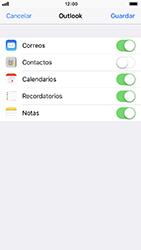 Configura tu correo electrónico - Apple iPhone 8 - Passo 10