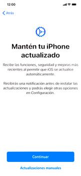 Activar el dispositivo con la función antirrobo - Apple iPhone 11 - Passo 28