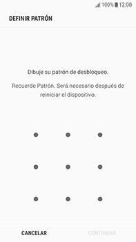 Desbloqueo del equipo por medio del patrón - Samsung Galaxy J7 Prime - Passo 7