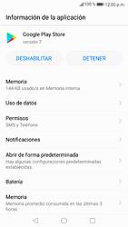 Limpieza de aplicación - Huawei P9 Lite 2017 - Passo 4