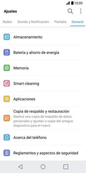 Actualiza el software del equipo - LG G6 - Passo 6
