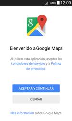 Uso de la navegación GPS - Samsung Galaxy Core Prime - G360 - Passo 4