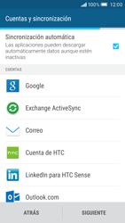 Activa el equipo - HTC One M9 - Passo 17