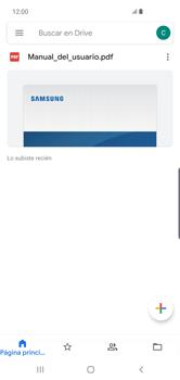 Descargar contenido de la nube - Samsung S10+ - Passo 5