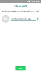 Configuración de Whatsapp - ZTE Blade A510 - Passo 13