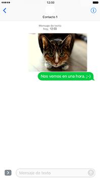 Envía fotos, videos y audio por mensaje de texto - Apple iPhone 7 Plus - Passo 15