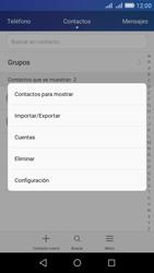 ¿Tu equipo puede copiar contactos a la SIM card? - Huawei Y6 - Passo 4