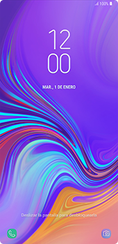 Bloqueo de la pantalla - Samsung A7 2018 - Passo 5