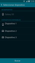 Transferir fotos vía Bluetooth - Samsung Galaxy S5 - G900F - Passo 11