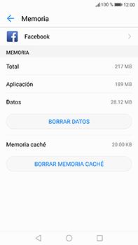 Limpieza de aplicación - Huawei P10 Plus - Passo 5