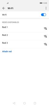 Configura el WiFi - Huawei Nova 5T - Passo 6