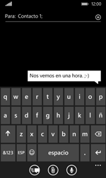 Envía fotos, videos y audio por mensaje de texto - Nokia Lumia 530 - Passo 7