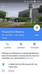 Uso de la navegación GPS - Samsung Galaxy J3 - J320 - Passo 11