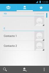 ¿Tu equipo puede copiar contactos a la SIM card? - Motorola RAZR D1 XT914 - Passo 11