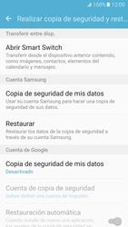 Restaura la configuración de fábrica - Samsung Galaxy S7 - G930 - Passo 5