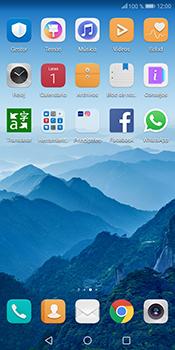 Usar WhatsApp - Huawei Mate 10 Pro - Passo 2