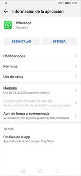 Desinstalar aplicaciones - Huawei P30 Pro - Passo 5
