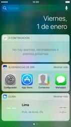 Pantalla de bloqueo - Apple iPhone 7 - Passo 3