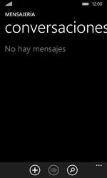 Envía fotos, videos y audio por mensaje de texto - Nokia Lumia 530 - Passo 3