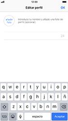 Configuración de Whatsapp - Apple iPhone 8 - Passo 13