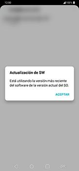 Actualiza el software del equipo - LG G7 Fit - Passo 9