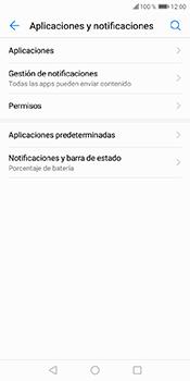 Limpieza de aplicación - Huawei Y6 2018 - Passo 3