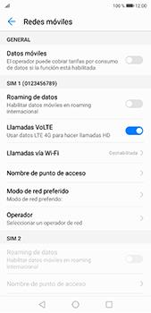 Desactiva tu conexión de datos - Huawei P20 Pro - Passo 5