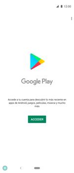Crea una cuenta - Motorola One Vision (Single SIM) - Passo 3