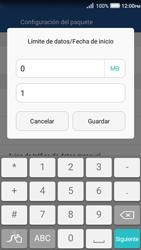 Desactivación límite de datos móviles - Huawei Y3 II - Passo 7