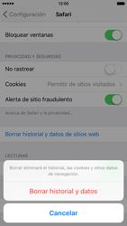 Limpieza de explorador - Apple iPhone 6 - Passo 5