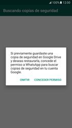 Configuración de Whatsapp - Samsung Galaxy S7 - G930 - Passo 12