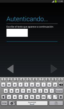 Crea una cuenta - Samsung Galaxy Tab 3 7.0 - Passo 17