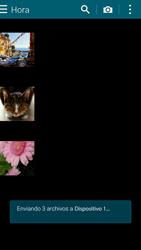 Transferir fotos vía Bluetooth - Samsung Galaxy S5 - G900F - Passo 12