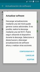Actualiza el software del equipo - Samsung Galaxy S6 - G920 - Passo 8