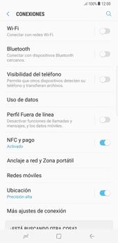 Desactivación límite de datos móviles - Samsung Galaxy S8+ - Passo 5