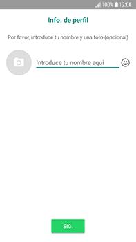 Configuración de Whatsapp - Samsung Galaxy J7 Prime - Passo 13