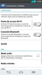 Configura el hotspot móvil - LG G2 - Passo 5