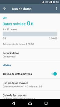 Desactiva tu conexión de datos - Sony Xperia L1 - Passo 4