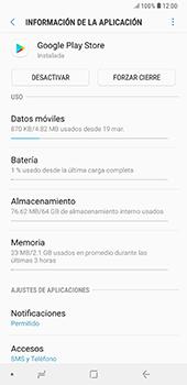 Limpieza de aplicación - Samsung A7 2018 - Passo 5